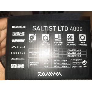 SALTIST LTD 4000