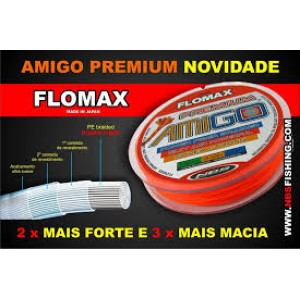FLOMAX AMIGO ORANGE  150MT 0.28